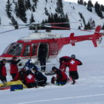 Ski Patrol - Banff National Park